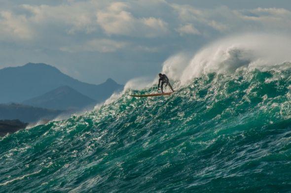 Ludo take off SUP vent offshore